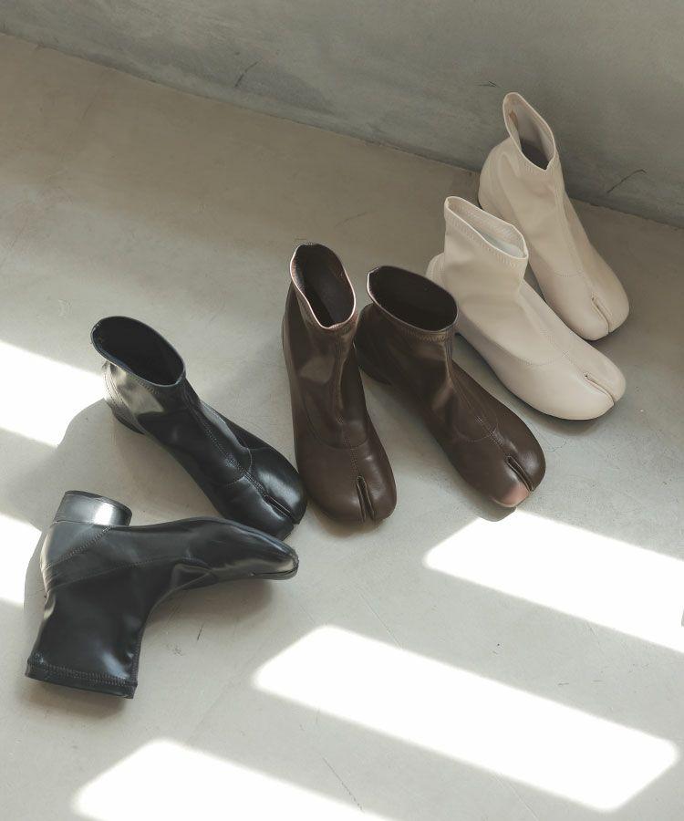 足袋ショートブーツ
